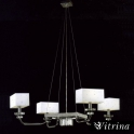 Люстра Beby Group / Di Luce 5500/4+1 white (Италия)