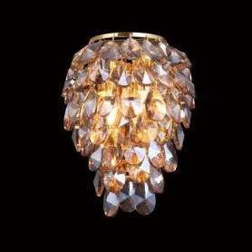 Бра Crystal Lux CHARME AP2+2 LED ORO (Италия)