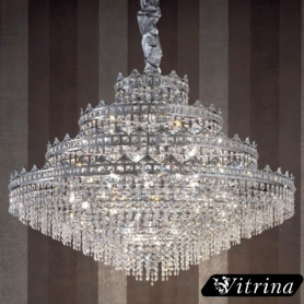 Большая люстра Emme Pi Light / Masiero VE 807/30 (Италия)